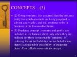 concepts 3