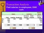 transaction analysis11