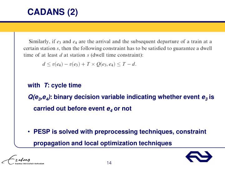 CADANS (2)