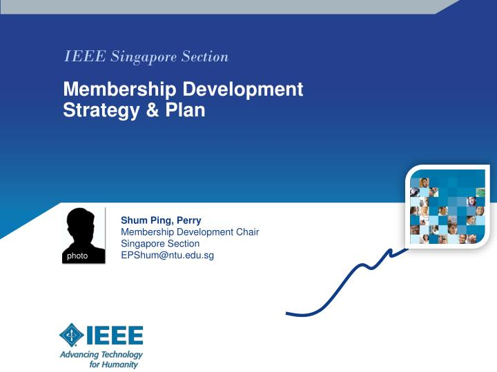 ieee singapore section membership development strategy plan n.