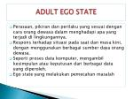 adult ego state