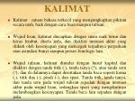 kalimat1