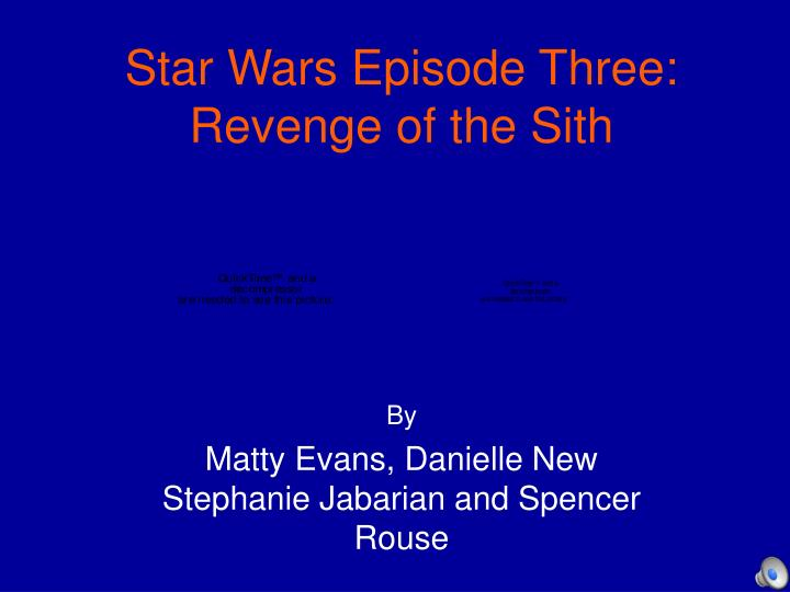 star wars episode three revenge of the sith n.