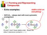 1 1 forming and representing compounds20