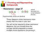 1 1 forming and representing compounds24
