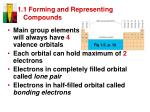1 1 forming and representing compounds3