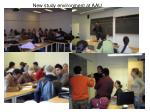 new study environment at aau