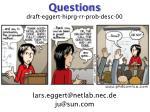questions draft eggert hiprg rr prob desc 00