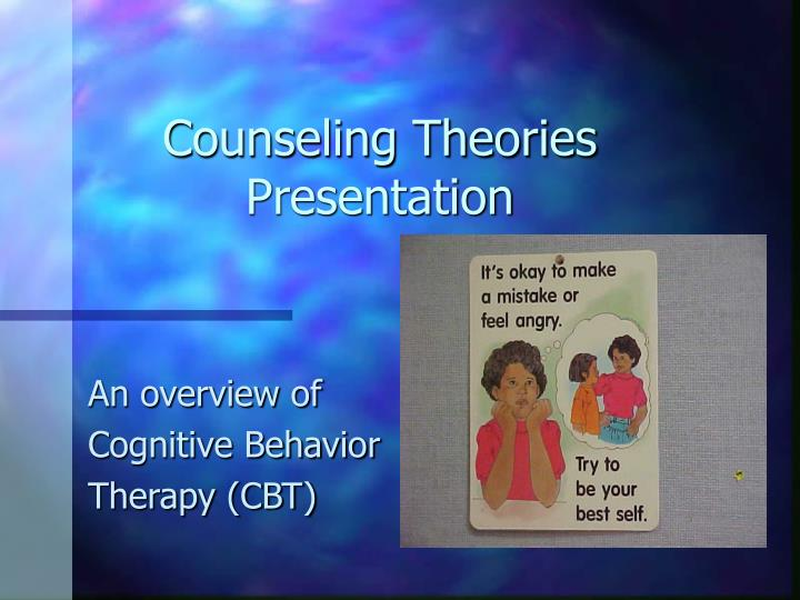 counselling theories Counselling theories assessment 1 1 explain the concept of nature versus nurture, using yourself as a case study to illustrate the theorythe concept of nature versus nurture is that human behaviour is influenced by genetic information inherited from our parents and also by environmental and social influences.