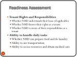 readiness assessment2