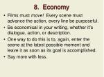 8 economy