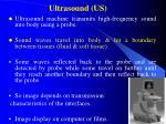 ultrasound us