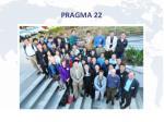 pragma 22