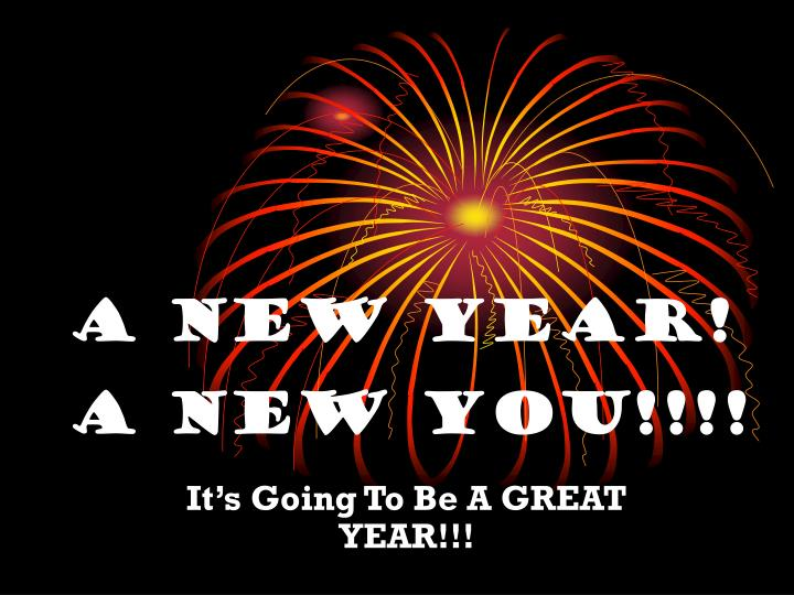 a new year a new you n.