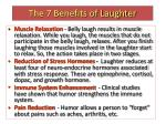 the 7 benefits of laughter1