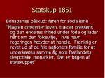 statskup 1851