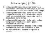 imitar copiar d130