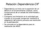 relaci n dependencia cif