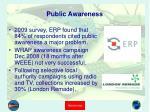 public awareness1