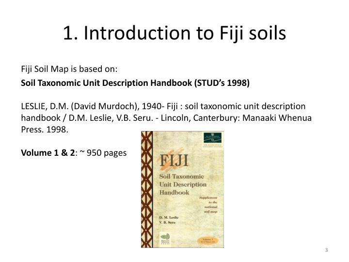 1 introduction to fiji soils
