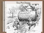 tea pot dome