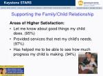 supporting the family child relationship