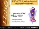 project 1 web enhanced teacher development1