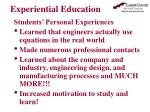 experiential education2