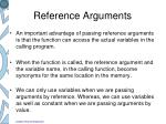 reference arguments2