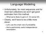 language modeling3