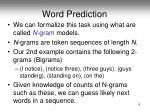 word prediction1
