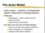 the actor model1