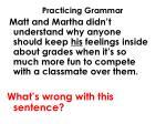 practicing grammar1