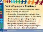 family coping and resilience1