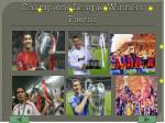 champions league winners photos