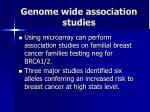 genome wide association studies2