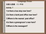 language focus4