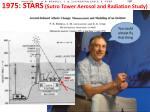 1975 stars sutro tower aerosol and radiation study