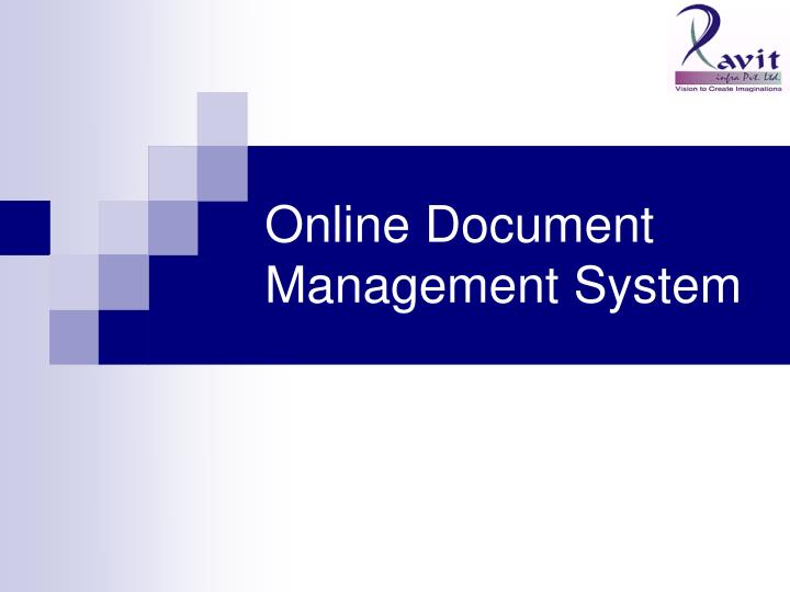 online document management system n.