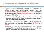 qualidade no processo de software1