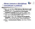 obras comuns a disciplinas conceituais e pr ticas2
