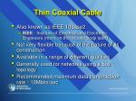 thin coaxial cable1