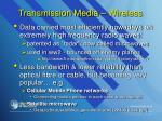 transmission media wireless1