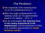 the pendulum1