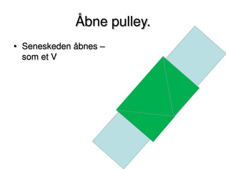 Bne pulley1