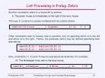 list processing in prolog zebra3