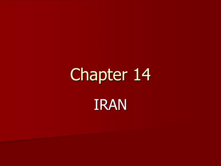 chapter 14 n.