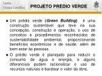 projeto pr dio verde