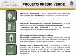 projeto pr dio verde1