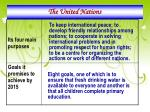 the united nations1